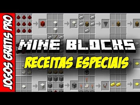 Mine Blocks 1.26.5 Receitas Faceis De Fazer