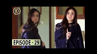 Aisi Hai Tanhai Episode 29 - Top Pakistani Drama