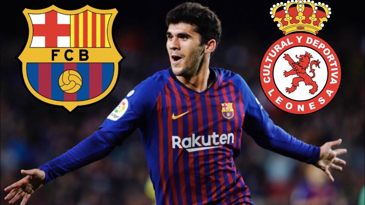 Barcelona Vs Cultural Leonesa Copa Del Rey  Match Preview