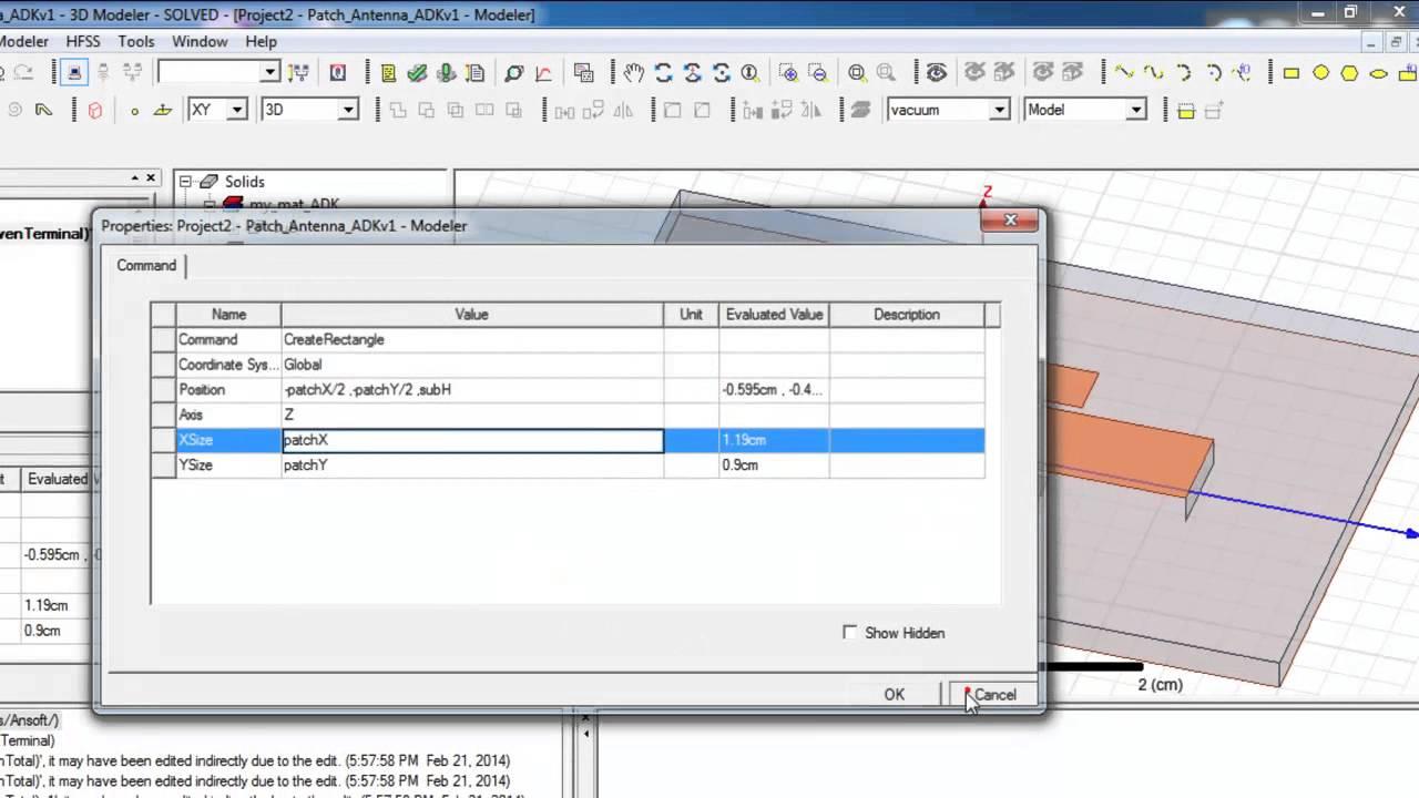 Hfss antenna design kit free download | (PDF) Simulation of