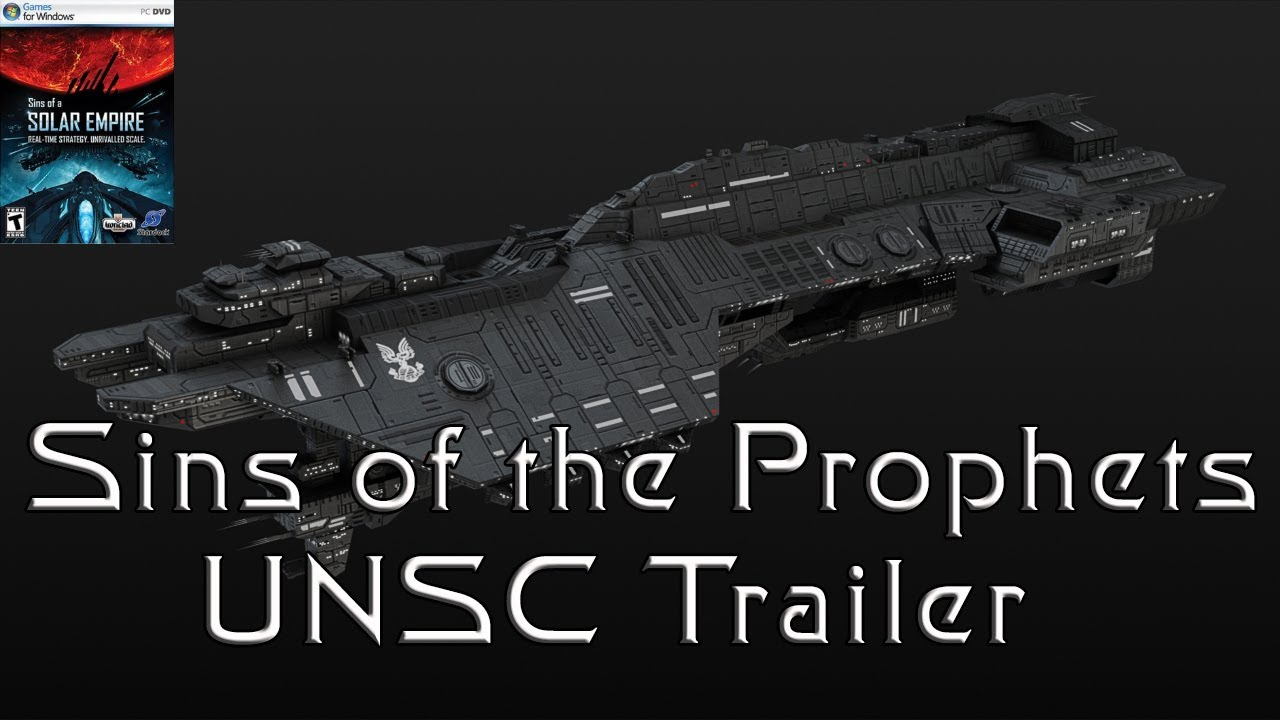 Video - ☆ HALO RTS ☆ Sins of the Prophets Trailer - Sins of a