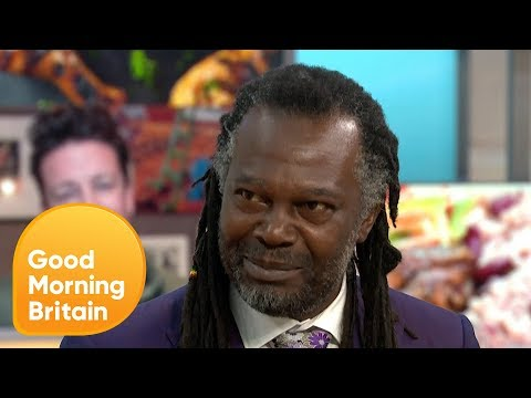 Levi Roots and Rustie Lee Weigh in On the Jamie Oliver Rice Row | Good Morning Britain
