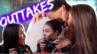 DEUTSCHE VS. ASIATEN: Outtakes! | ShantiFun