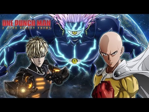 Here's Every Confirmed Character for 'One Punch Man: A Hero Nobody Knows'
