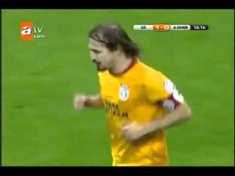 Galatasaray 1-0 Adana Demirspor  10.01.2012