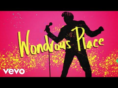 Billy Fury - Wondrous Place (Lyric Video)