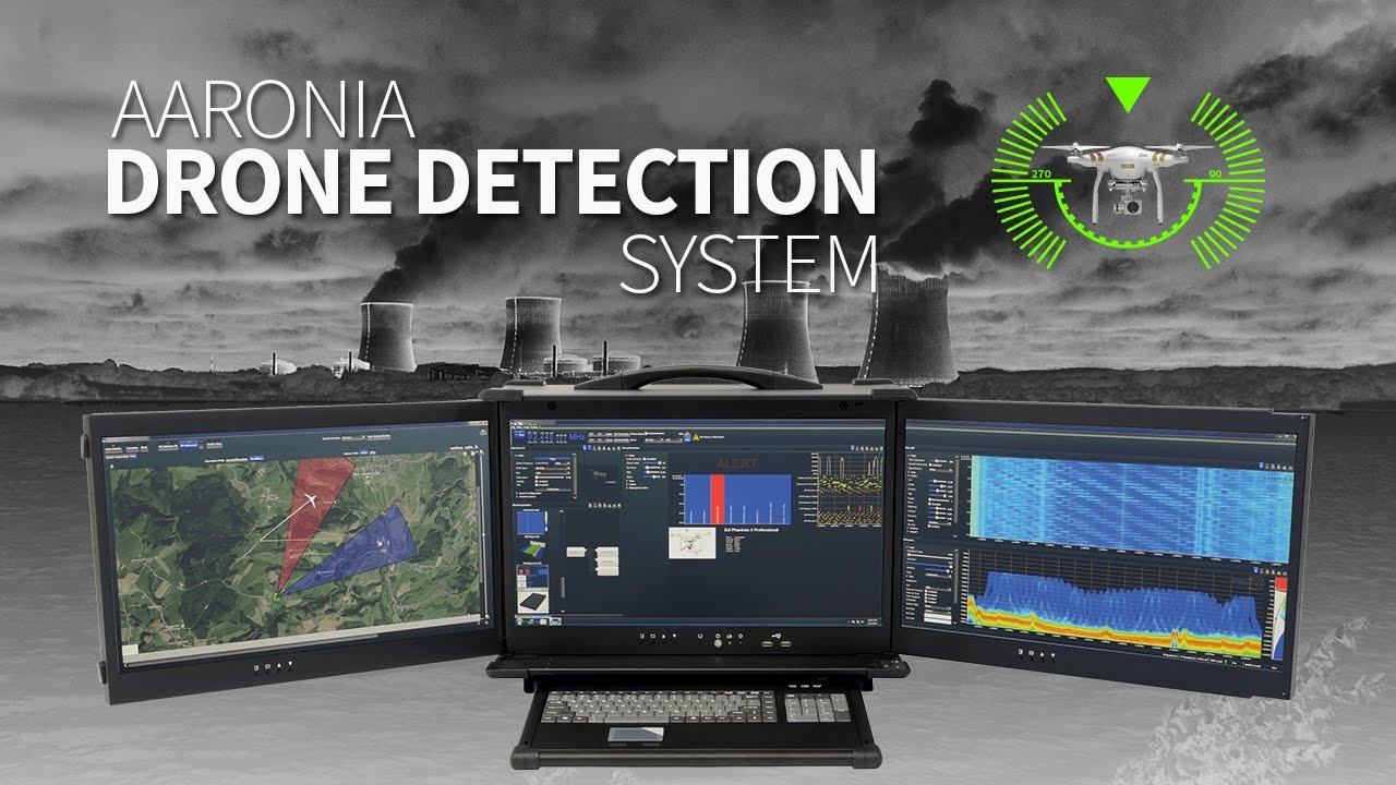 Drone Detection System / Anti UAV