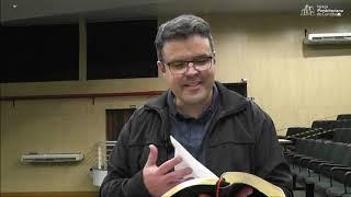 Diário de um Pastor, Reverendo Marcelo Pinheiro, Marcos 2, 16/07/2020