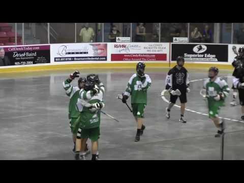 Green Gaels vs Northmen Game 1