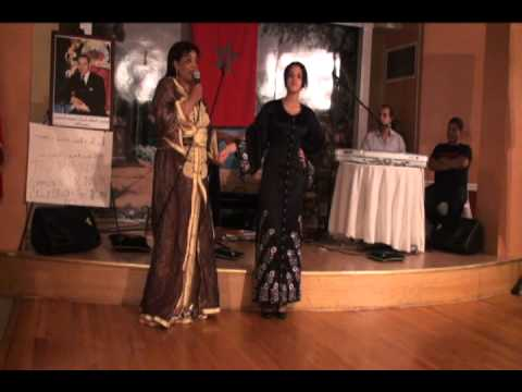 ZDE-TV Presents Khadihja's Moroccan Fashion show on Throne ...