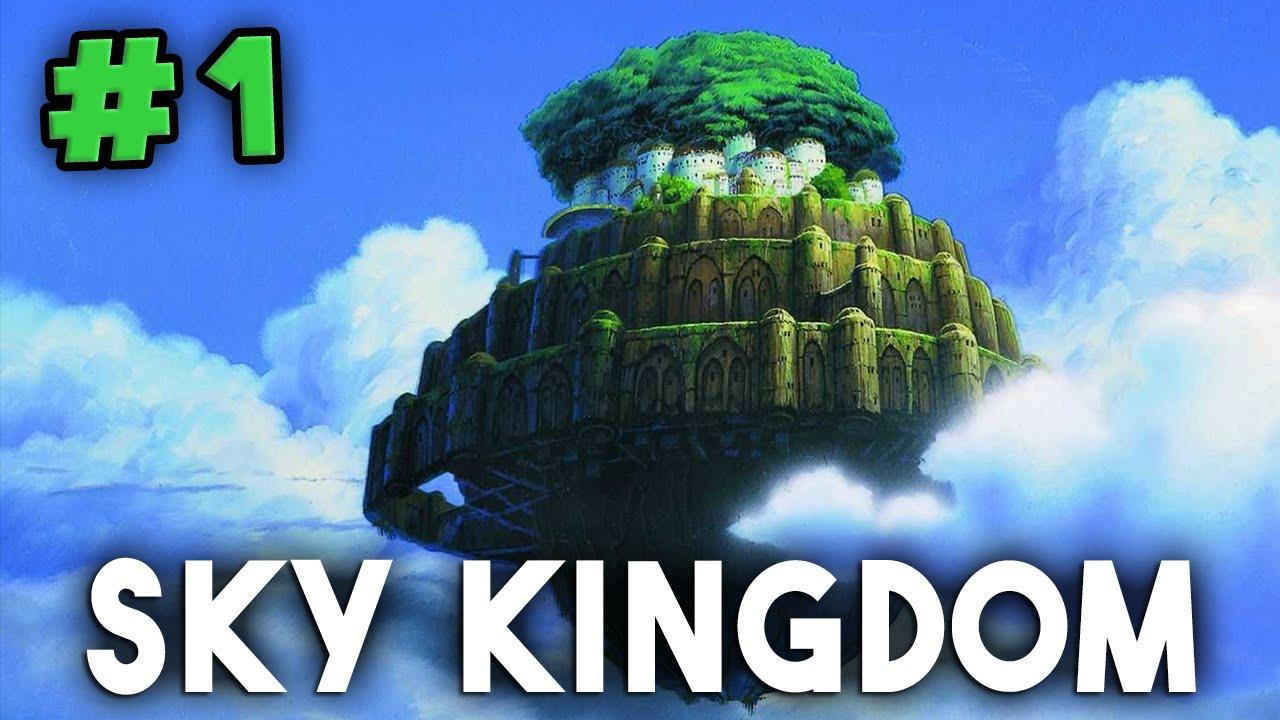 SKY KINGDOM  Minecraft Modded Survival Ep1  SURVIVOR Modded