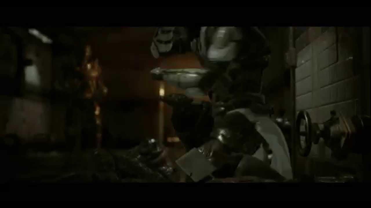 Unreal Engine 4 Fight Movie 1080p
