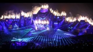 TOMORROWLAND 2013  |  Day 1  |   Tiësto  |  Dimitri Vegas and Like Mike  |  Steve Aoki and more!