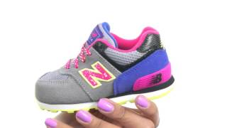 New Balance Kids 574 Outside In (Infant/Toddler) SKU:8598116