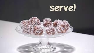 Date Balls | Easy Bites | #Ramadan2020