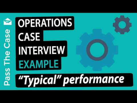 Case Interview Examples - McKinsey, BCG, Bain, & More — Pass