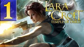 Lara Croft And The Temple Of Osiris Walkthrough Part 1 Gameplay PS4/PC/XONE 1080p