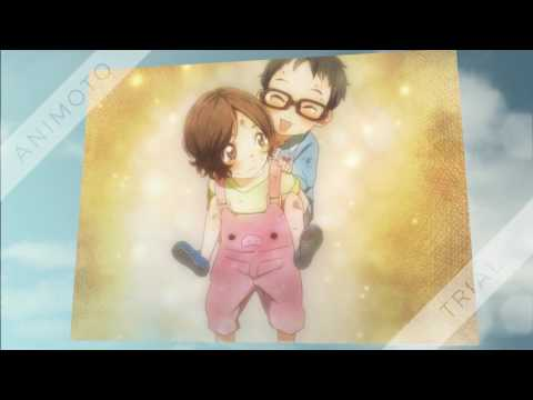 Your lie in April (Op 2 Full eng subs) ~Nanairo symphony~