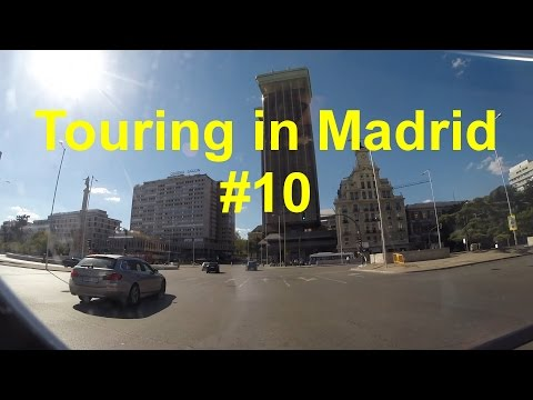 Touring in Madrid #10 (Spain)