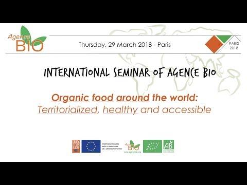 International Seminar on Organic Farming - 29th of march 2018 – Paris