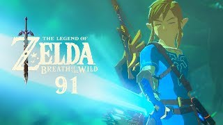 The Legend of Zelda: Breath of the Wild - Part 91 - Trial of the Sword: Final Trials