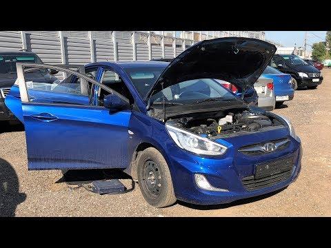 ЗАЛЁТ на 400.000р Сам Себе АВТОЭКСПЕРТ Hyundai Solaris, автомобиль с вопросами