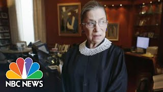 Remembering The Life Of Justice Ruth Bader Ginsburg