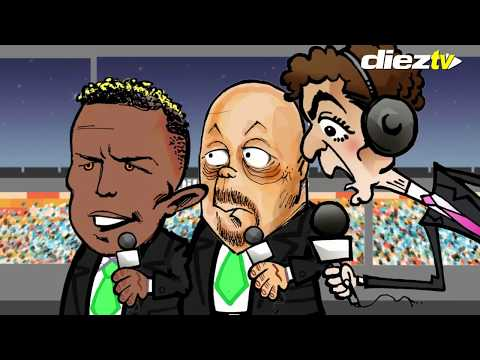 Diez Comics - Honduras vs Guayana Francesa