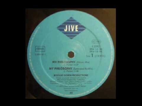 Old School Beats - Boogie Down productions - My Philosophy mp3