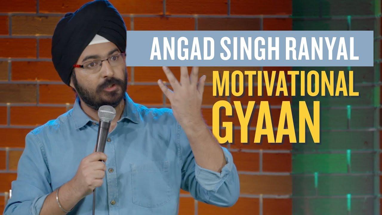 Download EIC: Motivational Gyaan- Angad Singh Ranyal Standup