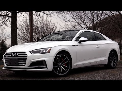 2018 Audi S5: Review