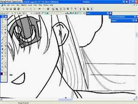 how to draw using manga studio