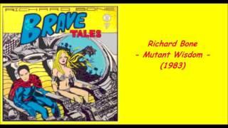 Richard Bone - Mutant Wisdom (1983)
