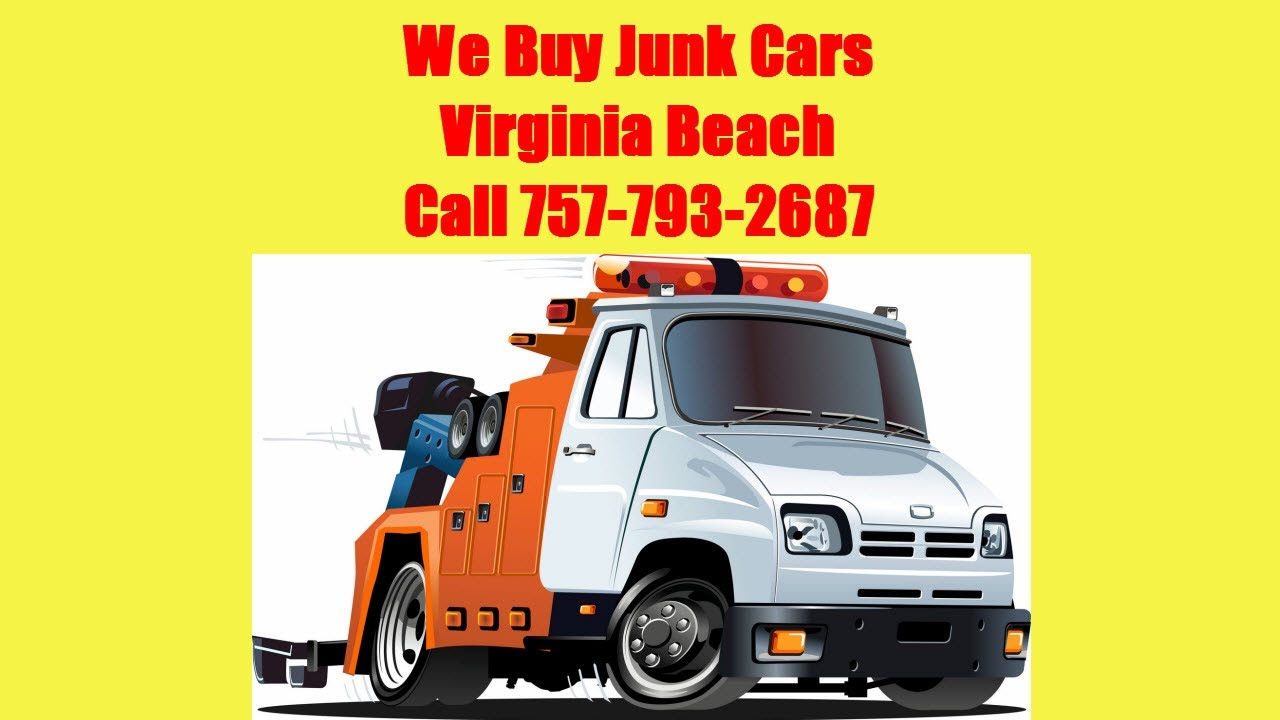 We Buy Junk Cars Virginia Beach Call 757 793 2687 | Cash For Junk ...