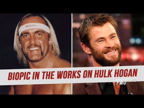 Ellen K Weekend Show - Thor Star Chris Hemsworth To Play Wrestling Legend Hulk Hogan