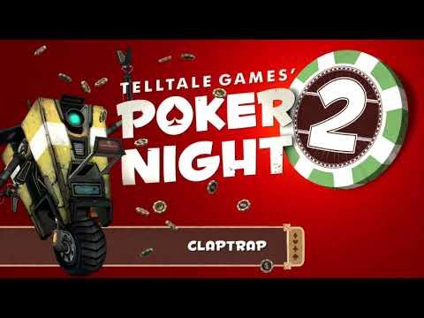 Poker Night 2 Dialogue: Claptrap Conversations