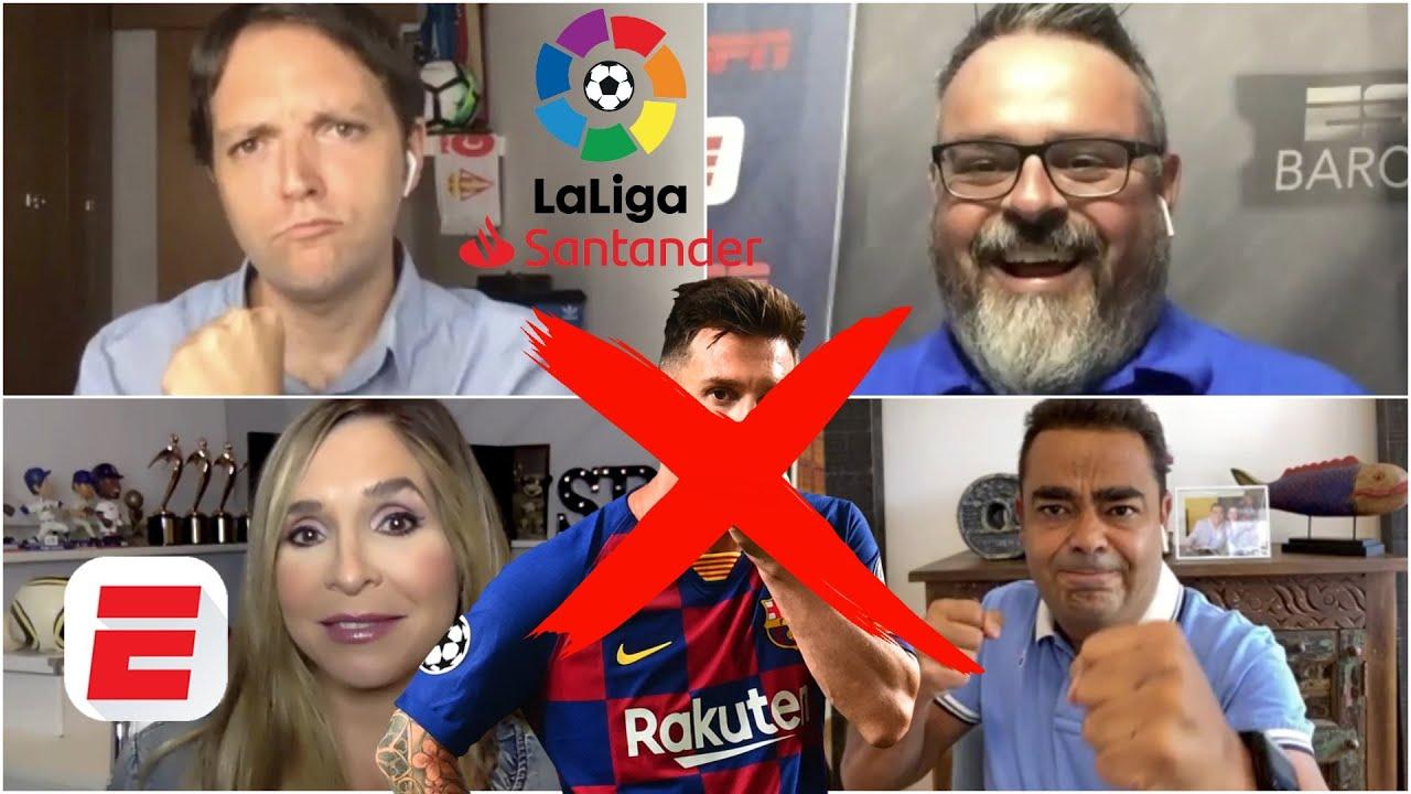SIN LIONEL MESSI, ¿LA LIGA ya no está en el Top 5 de Europa? Sin Neymar, CR7 ni Suárez.| Exclusivos