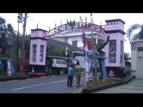 Lomba Gapura Kampung Jawa Pos Radar Semarang 2014
