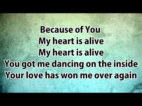Planetshakers - My Heart Is Alive (with Lyrics)