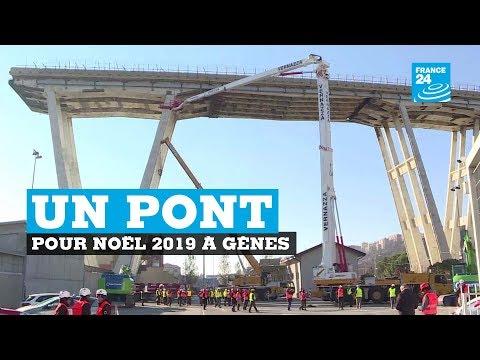 Gênes, un pont pour Noël 2019