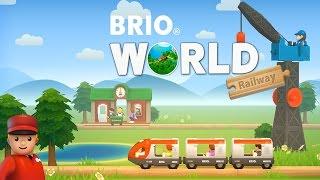 بريو العالم السكك الحديدية (Filimundus AB) - أفضل التطبيق للأطفال