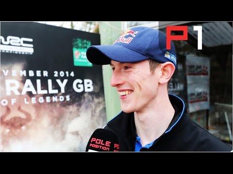 WRC driver - Elfyn Evans - Total Recall