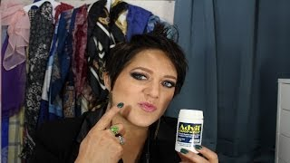 How To Get Rid Of Pimples With Liquid Advil - Makeup Artist Secret Thumbnail