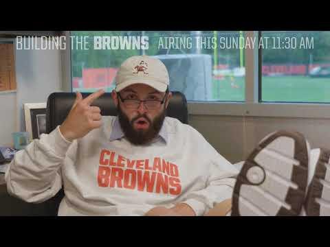 Baker Mayfield Impersonates John Dorsey | Cleveland Browns