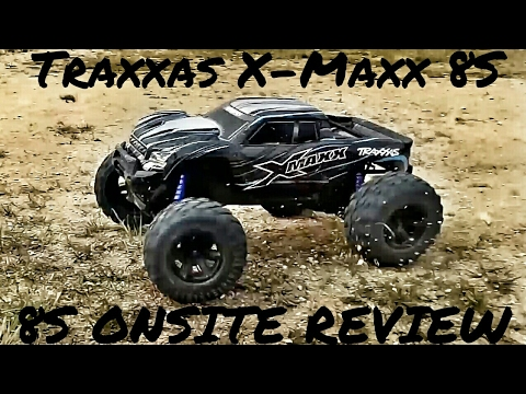 Traxxas X Maxx On Onsite Comprehensive Review Singapore