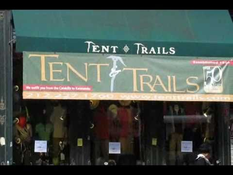 Last Minute Gear Shopping at Tent and Trails in NYC & Last Minute Gear Shopping at Tent and Trails in NYC - YouTube