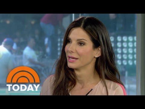 Sandra Bullock's Best Interviews | Flashback | TODAY