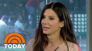 Sandra bullock has been named the world's most beautiful woman of 2015 by people magazine. check out funniest moments from her past today interviews with...