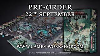 Warhammer Underworlds: Nightvault - Pre-order Now