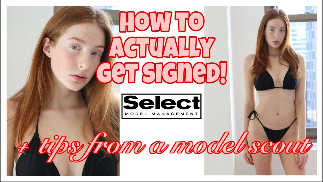 how to start your modeling career in quarantine (from a full time model)